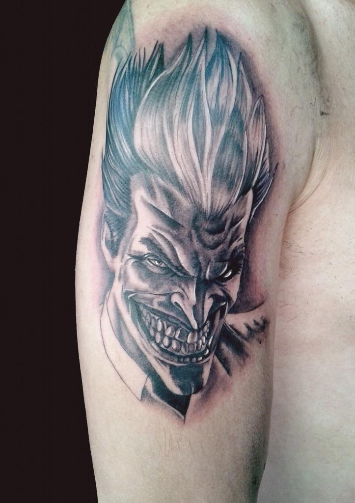 tattoo#joker#black#grey#rgtattoo#tatuador# valenciano#rafa#granell#REALISMO#REALISTAS#TATUAJES#VALENCIA#